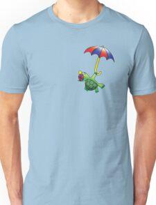Flying Turtle Unisex T-Shirt