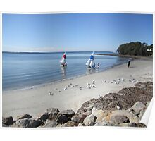 A Tranquil Morning (at Callala Bay) NSW Poster
