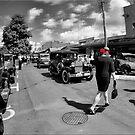 Pedestrian by Kym Howard