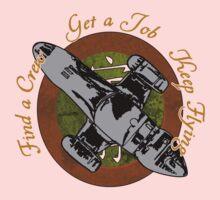 Keep Flying Kids Tee