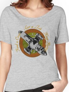 Keep Flying Women's Relaxed Fit T-Shirt