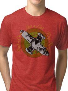 Keep Flying Tri-blend T-Shirt