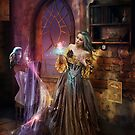 Enchanted Seamstress by autumnsgoddess