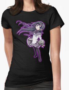 Homura Akemi (rev. 2) Womens Fitted T-Shirt