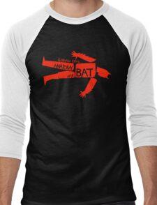 ANATOMY OF A BAT Men's Baseball ¾ T-Shirt