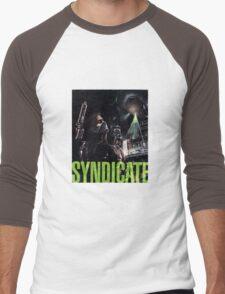 Syndicate Back Cover Men's Baseball ¾ T-Shirt