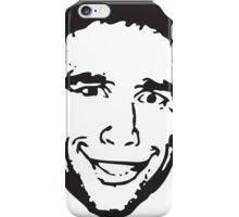 Werdum Troll Face Shirt iPhone Case/Skin
