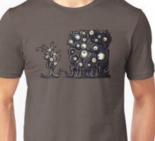Alien Space Monster Tentacle Action Unisex T-Shirt