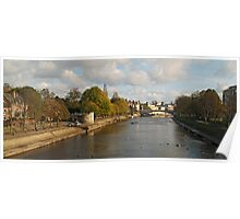 The River Ouse Poster