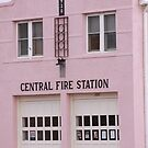 Marfa, Texas Fire Station by Robert Armendariz