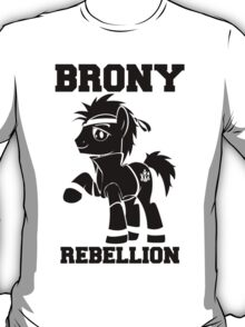 BRONY Davvid Daggers T-Shirt
