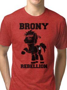 BRONY Davvid Daggers Tri-blend T-Shirt