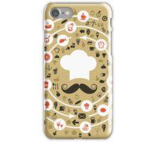 Cook3 iPhone Case/Skin
