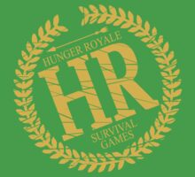 HR SURVIVAL GAMES Baby Tee