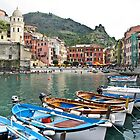vernazza by Anne Scantlebury