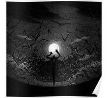 Drawlloween 2015: Vampire Poster