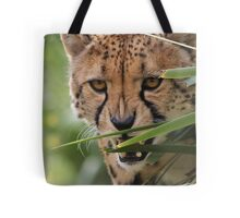 Cheetah Stalk Tote Bag