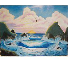Seascape II Photographic Print