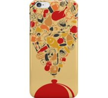 Dish iPhone Case/Skin