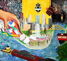 Pittsburgh by Sokolovich