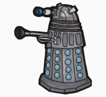 Dalek by TinySkye