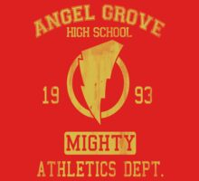 Angel Grove H.S. by johnbjwilson