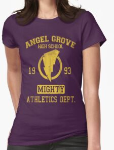 Angel Grove H.S. Womens T-Shirt