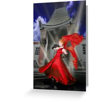 Jan Strimple by Andrew Kyle Photography Greeting Card