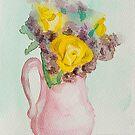 Jug of Flowers by Gillian Cross