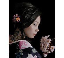 sakura Photographic Print