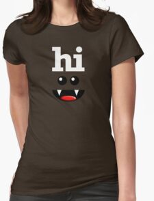 HI Womens Fitted T-Shirt