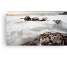 Point Montara Beach Canvas Print