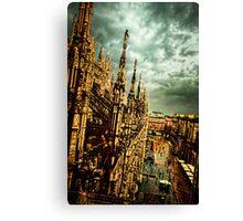 Apocalypse Milano 1 Canvas Print