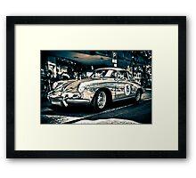 Porsche 2 Framed Print
