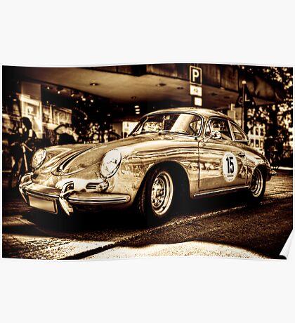 Porsche 3 Poster