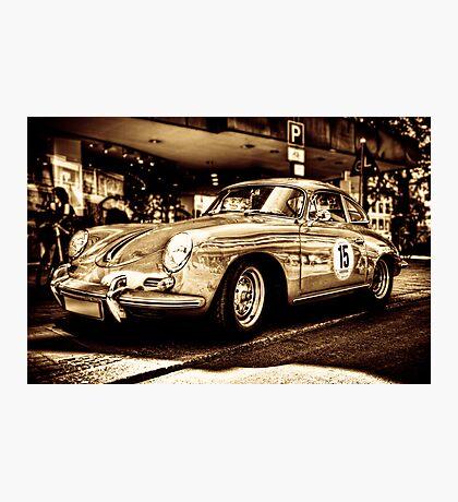 Porsche 3 Photographic Print