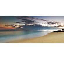 Jibbon Beach Panorama Photographic Print