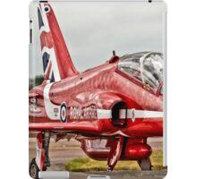 Red Arrows Taxi iPad Case/Skin