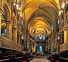 CANTERBURY CATHEDRAL by Raoul Madden