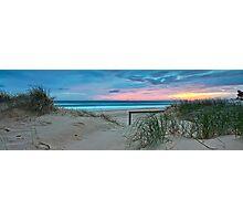 Currumbin Beach Sunrise - Panorama Photographic Print
