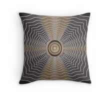 Floral Fenzy Throw Pillow