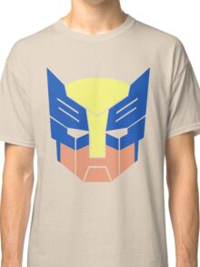 Wolverine Transformers Retro Style Classic T-Shirt