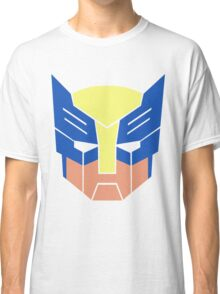 Wolverine Transformers Retro Style Classic T-Shirt