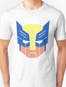 Wolverine Transformers Retro Style T-Shirt