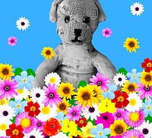 flower ted by hennydesigns