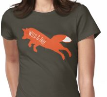 Wild&Free Womens Fitted T-Shirt