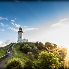 Byron's Lighthouse by Daniel Rankmore