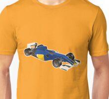 Saucer Side View Formula Legend 2015 Unisex T-Shirt