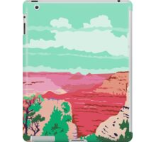 Grand Canyon Arizona WPA iPad Case/Skin