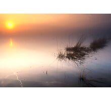 Silent morning Photographic Print